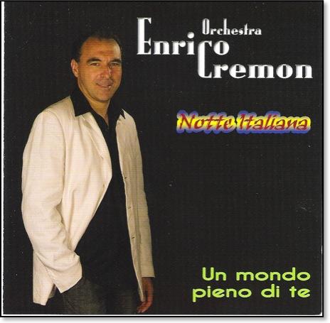 Enrico Cremon - Un mondo pieno di te